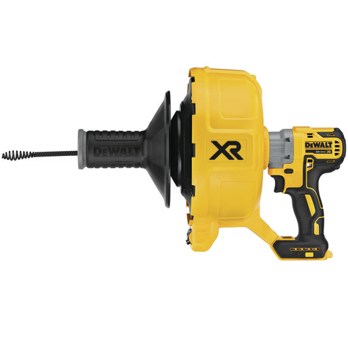 Dewalt DCD200B 20V MAX XR Cordless Lithium-Ion Brushless Drain Snake (Tool Only) image number 0