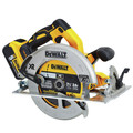 Dewalt DCS570P1 20V MAX 7-1/4 Cordless Circular Saw Kit with 5.0 AH Battery image number 2