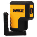 Dewalt DW08302 Red 3 Spot Laser Level (Tool Only) image number 2