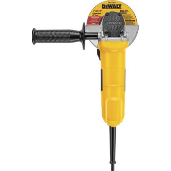 Dewalt DWE4011 4-1/2 in. 12,000 RPM 7.0 Amp Angle Grinder with One-Touch Guard image number 3