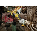 Dewalt DCG415W1 20V MAX XR Brushless Lithium-Ion 4-1/2 in. - 5 in. Small Angle Grinder with POWER DETECT Tool Technology Kit (8 Ah) image number 11