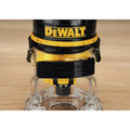 Dewalt DWE6000 4.5 Amp Single Speed 1/4 in. Laminate Trimmer image number 6