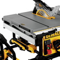 Factory Reconditioned Dewalt DWE7491RSR 10 in. 15 Amp Site-Pro Compact Jobsite Table Saw with Rolling Stand image number 7