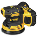 Dewalt DCW210P1 20V MAX XR 5 in. Cordless Random Orbital Sander Kit with 5.0 Ah Battery image number 1
