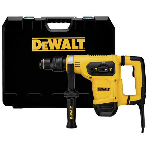Dewalt D25481K 1-9/16 in. SDS MAX Combination Hammer Kit, 40mm