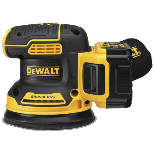 Dewalt DCW210P1 20V MAX XR 5 in. Cordless Random Orbital Sander Kit with 5.0 Ah Battery image number 0