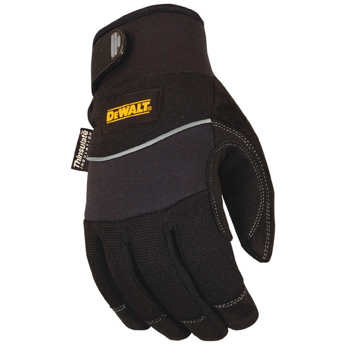 Dewalt DPG755L Harsh Condition Insulated Gloves (Large)