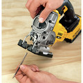 Dewalt DCS331M1 20V MAX Lithium-Ion 3000 SPM Cordless Jigsaw Kit (3 Ah) image number 6
