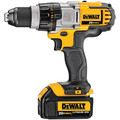 Factory Reconditioned Dewalt DCD980M2R 20V MAX Lithium-Ion Premium 3-Speed 1/2 in. Cordless Drill Driver Kit (4 Ah) image number 1
