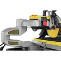 Dewalt D36000S 15 Amp 10 in. High Capacity Wet Tile Saw with Stand image number 4