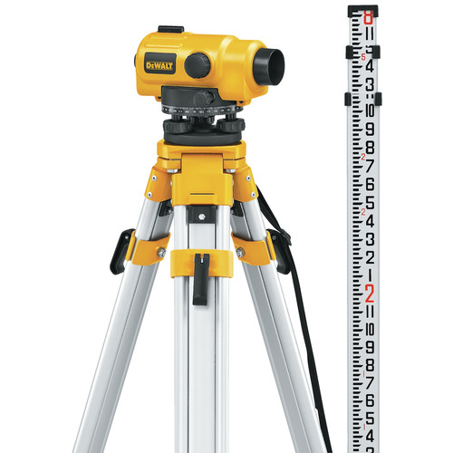 Dewalt DW096PK 26x Auto Level Package image number 0
