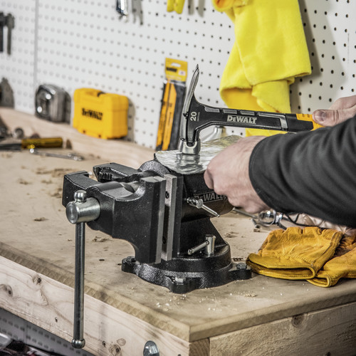 Fine Dewalt Dxcmmpv5 5 In Multi Purpose Bench Vise Gmtry Best Dining Table And Chair Ideas Images Gmtryco