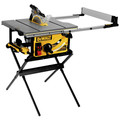 Factory Reconditioned Dewalt DWE7491RSR 10 in. 15 Amp Site-Pro Compact Jobsite Table Saw with Rolling Stand image number 1