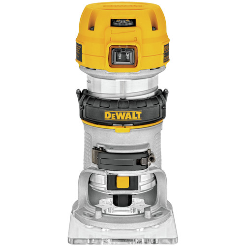 Dewalt DWP611 1-1/4 HP Variable Speed Premium Compact Router with LED image number 0