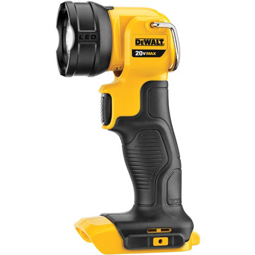 Dewalt DCL040 20V MAX Cordless Lithium-Ion LED Work Light (Bare Tool)