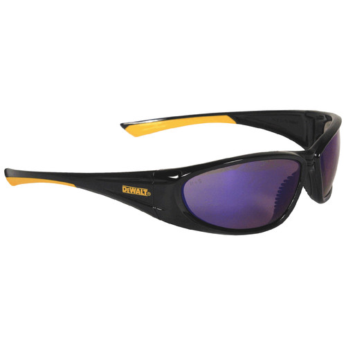 Dewalt DPG98-7C Gable Safety Glass Blue Mirror Lens