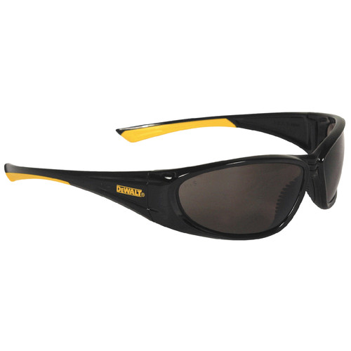 Dewalt DPG98-2C Gable Safety Glass Smoke Lens with Non-Slip Nose Piece