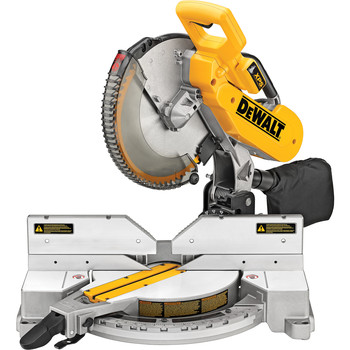 Dewalt DW716XPS 12 in.  Double Bevel Compound Miter Saw with XPS Light image number 0
