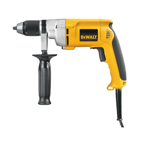 Dewalt DW246 7.8 Amp 0 - 600 RPM Variable Speed 1/2 in. Corded Drill image number 0