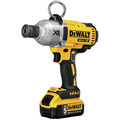 Dewalt DCF898P2 20V MAX 5.0 Ah XR Brushless High-Torque 7/16 in. Impact Wrench with Quick Release Chuck Kit image number 2