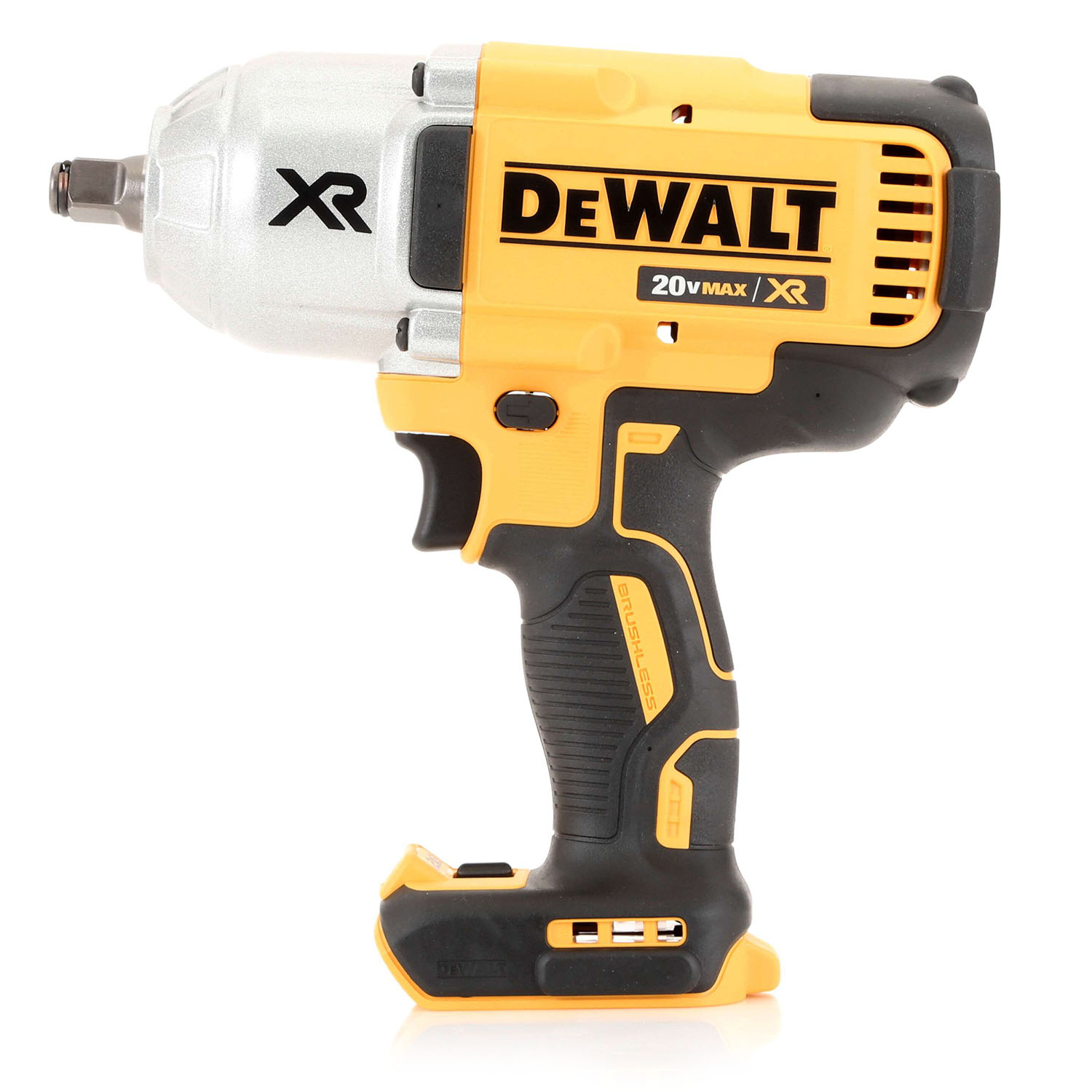 Dewalt Dcf899hb 20v Max Xr Cordless Lithium Ion 1 2 In Brushless Friction Ring Impact Wrench Bare Tool