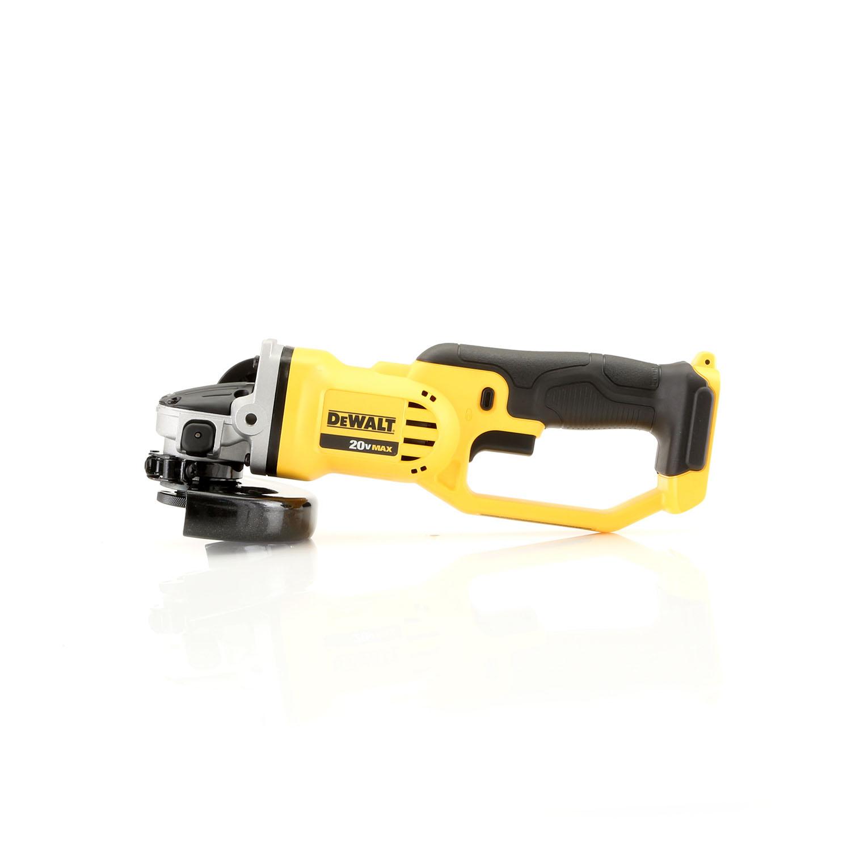 dewalt cordless grinder. dewalt dcg412b 20v max cordless lithium-ion 4-1-2 in. cut off tool (bare tool) grinder v