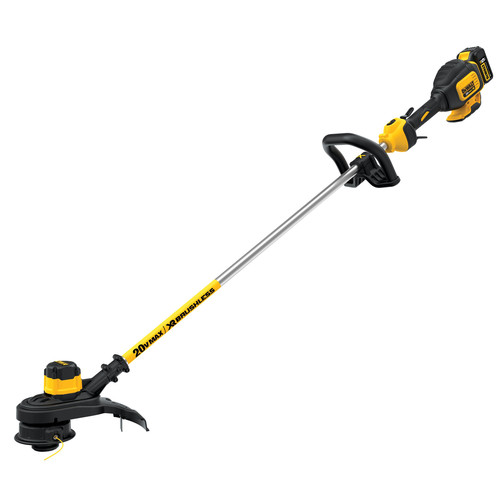 Dewalt DCST920P1 20V MAX 5.0 Ah Li-Ion Brushless String Trimmer image number 0