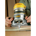 Dewalt DW616 1-3/4 HP Fixed Base Router image number 4