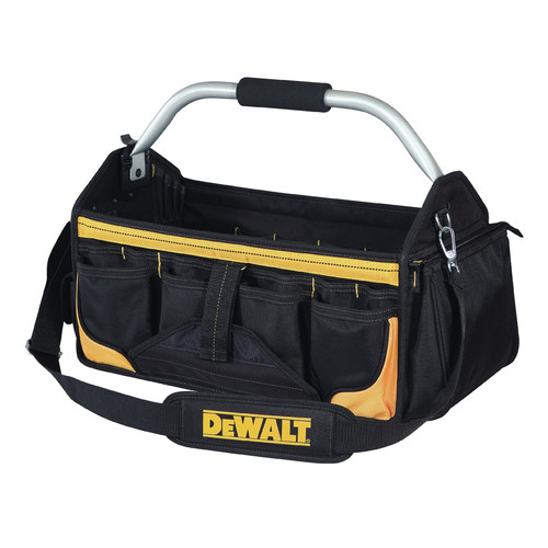 Dewalt DG5597 18 in. Open Top Tool Carrier with 33 Pockets image number 1