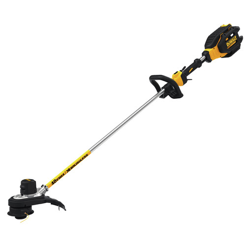Factory Reconditioned Dewalt DCST990BR 40V MAX XR Cordless Lithium-Ion Brushless 15 in. String Trimmer (Tool Only) image number 0