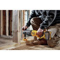 Dewalt DCD471X1 60V MAX Brushless Quick-Change Stud and Joist Drill with E-Clutch System Kit (3 Ah) image number 16