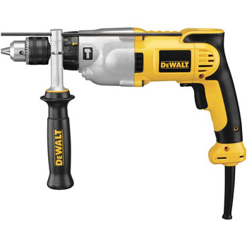 Dewalt DWD520K 10 Amp Variable Speed Pistol Grip 1/2 in. Corded Hammer Drill Kit image number 0