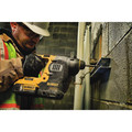Dewalt DCH273P2 20V MAX XR Cordless Lithium-Ion 1 in. L-Shape SDS-Plus Rotary Hammer Kit image number 4