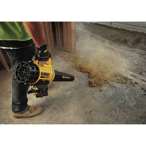 Factory Reconditioned Dewalt DCBL720P1R 20V MAX 5.0 Ah Cordless Lithium-Ion Brushless Blower image number 9