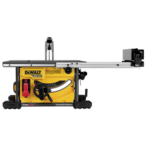 Dewalt DCS7485T1 60V MAX FlexVolt Cordless Lithium-Ion 8-1/4 in. Table Saw Kit with Battery image number 7