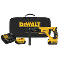 Dewalt DCH133M2 20V MAX XR Cordless Lithium-Ion 1 in. D-Handle SDS-Plus Rotary Hammer Kit image number 0