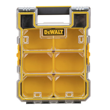 Dewalt DWST14735 Mid Size Organizer with Metal Latches