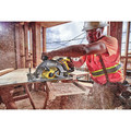 Factory Reconditioned Dewalt DCS577X1R FLEXVOLT 60V 9.0Ah MAX 7-1/4 in. Worm Drive Style Saw Kit image number 6