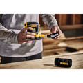 Dewalt DCW200B 20V MAX XR Brushless Lithium-Ion 1/4 Sheet Cordless Variable Speed Sander (Tool Only) image number 4