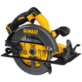 Factory Reconditioned Dewalt DCS575BR 60V MAX FLEXVOLT Cordless Lithium-Ion 7-1/4 in. Circular Saw (Tool Only)