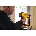 Dewalt DCN680D1 20V MAX Cordless Lithium-Ion XR 18 GA Cordless Brad Nailer Kit image number 1