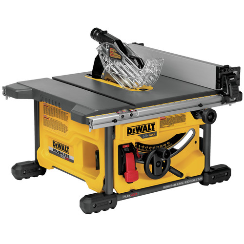 Dewalt DCS7485B FlexVolt 60V MAX Cordless Lithium-Ion 8-1/4 in. Table Saw (Bare Tool)