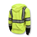 Dewalt DSJ32-3ZGS-4X Heavy Duty Class 3 Hooded Fleece Jacket - 4XL image number 1