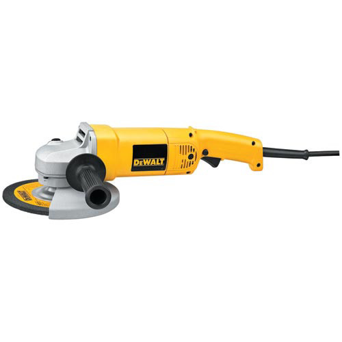 Dewalt DW840K 7 in. 8,000 RPM 13.0 Amp Angle Grinder Kit