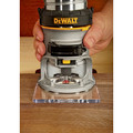Dewalt DWP611 1-1/4 HP Variable Speed Premium Compact Router with LED image number 11