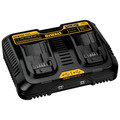 Dewalt DCB102BP 12V - 20V MAX Jobsite Charging Station with Battery Pack image number 4