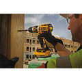 Factory Reconditioned Dewalt DCD795D2BTR 20V MAX XR Lithium-Ion Brushless Compact 2-Speed 1/2 in. Corded Hammer Drill Kit with Tool Connect (2 Ah) image number 2