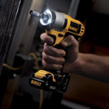 Dewalt DCF815S2 12V MAX Cordless Lithium-Ion 1/4 in. Impact Driver Kit image number 2