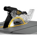 Dewalt DWE7491RS 10 in. 15 Amp  Site-Pro Compact Jobsite Table Saw with Rolling Stand image number 15