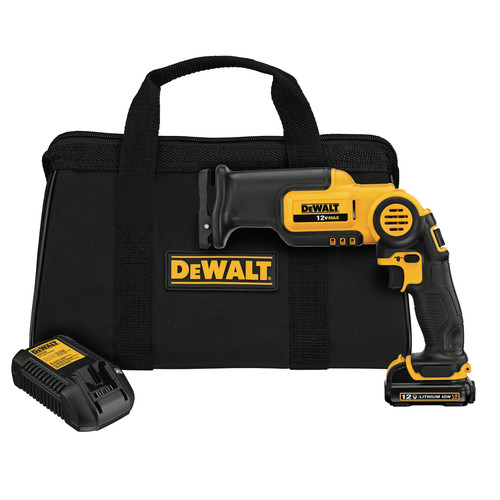 Dewalt DCS310S1 12V MAX Lithium-Ion Reciprocating Saw Kit image number 0